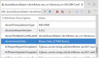 Problem populating MWL using dcm4chee 5 8 1 - Google Groups