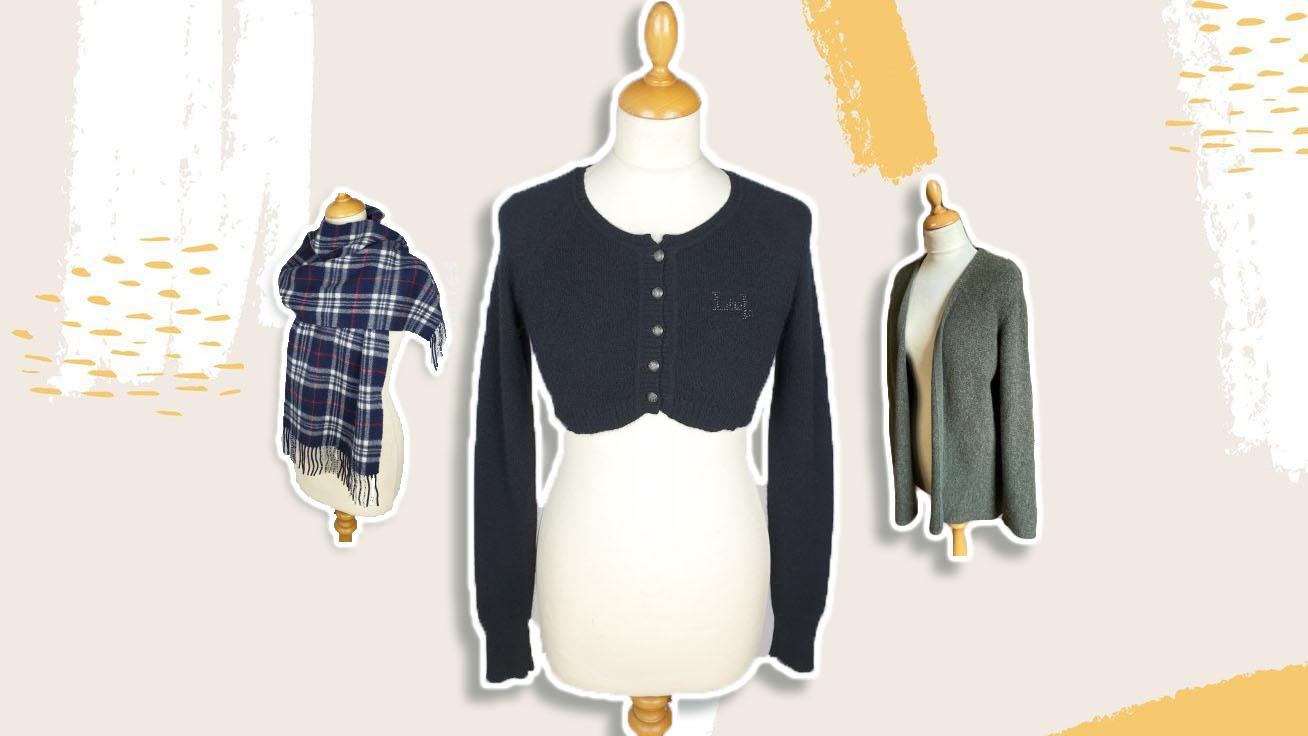 cashmere sweater designer