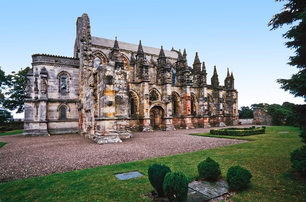 Rosslyn Chapel, Escocia