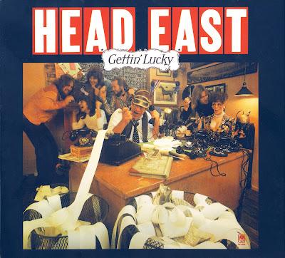 Head East ~ 1977 ~ Gettin' Lucky