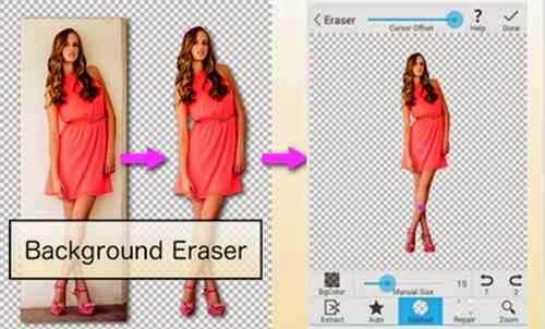 Mengubah background foto bisa dilakukan secara pribadi melalui Smartphone Andoid Cara Mengganti Background Foto Di Android (🔥UPDATED)