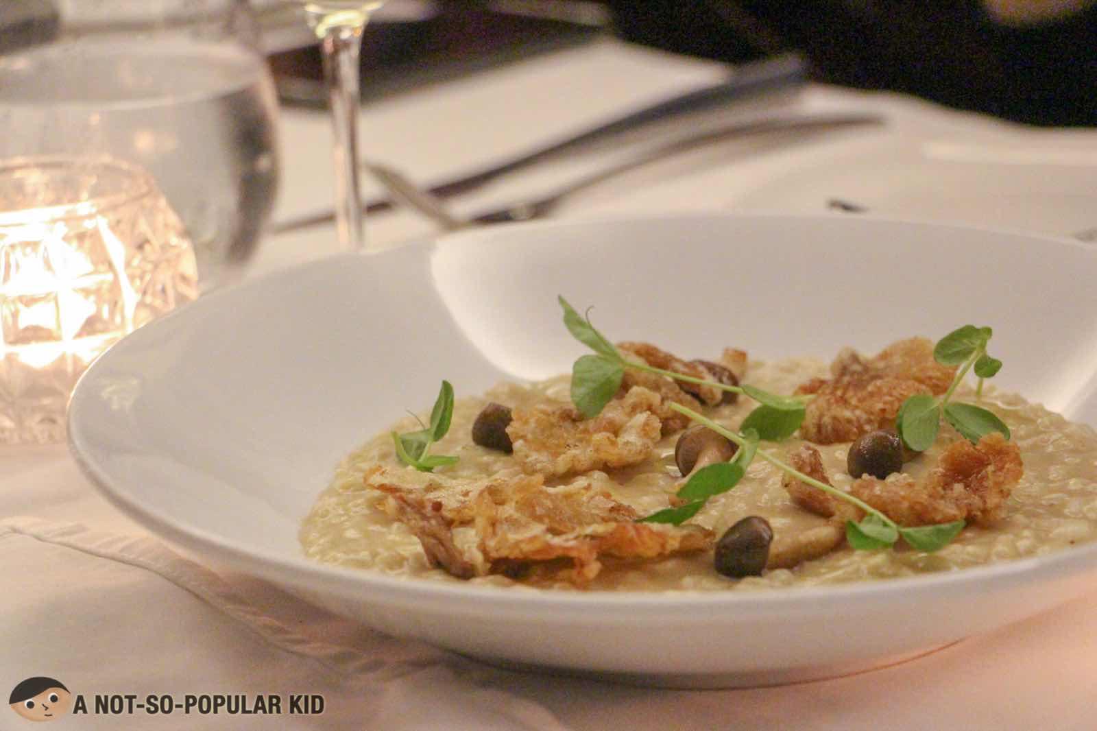 FOO'D Italian Cuisine in Shangri-La, BGC