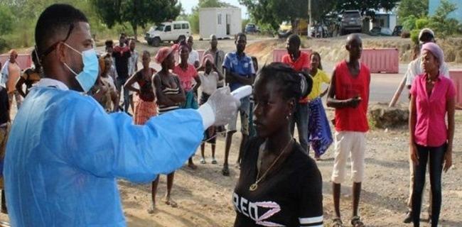 Tujuh Orang Pelanggar Aturan Covid-19 Di Angola Diduga Tewas Ditembak Aparat Keamanan