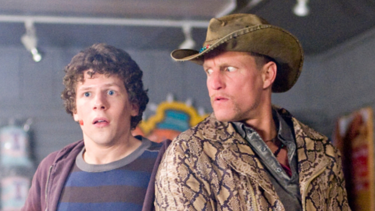 Woody Harrelson afirma que quer fazer 'Zumbilândia 3'