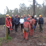 1ª Ação de Formação em Espeleologia N1 - 2013
