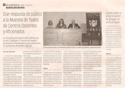 El noticiero (Benalmádena) 22 Abril 2010
