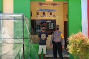 Kapolsek Liliriaja Edukasi Pengunjung dan Pengelola Obyek Wisata Permandian Citta Terapkan  Protapkes Covid - 19