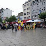 23. Juli 2016 Demo pro Kurdistan
