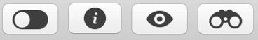 Four Middle icons
