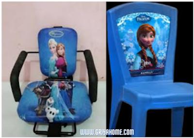 Kursi Desain Frozen