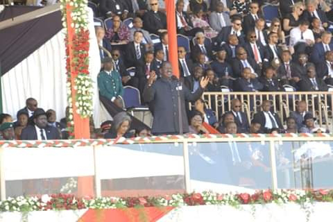 Raila Odinga mourns Late President Daniel Moi. PHOTO   BMS