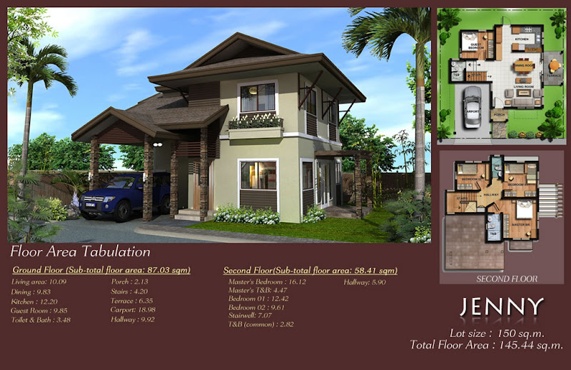 Twin Palms Residences - Jenny House Model