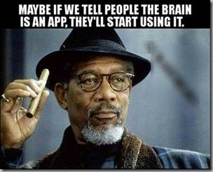 brain is app