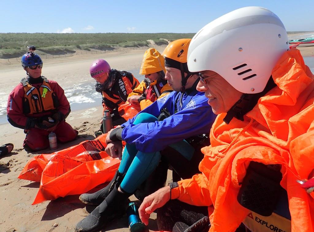 Oefendag op zee 6 juni 2015 - P6060303.JPG