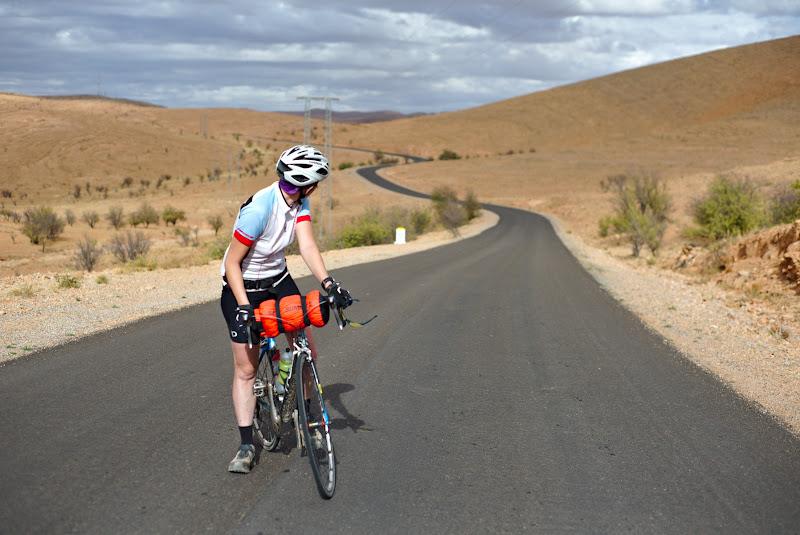 Oare TelDrumul Marocanilor lucreaza cu la fel de mult spor? In orice caz pentru ciclisti e de bine.