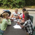 Kamp groepen 8