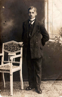 Pionier Maurer Bronislaus Kubasik