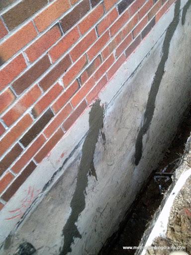 Waterproofing in Richmond Hill