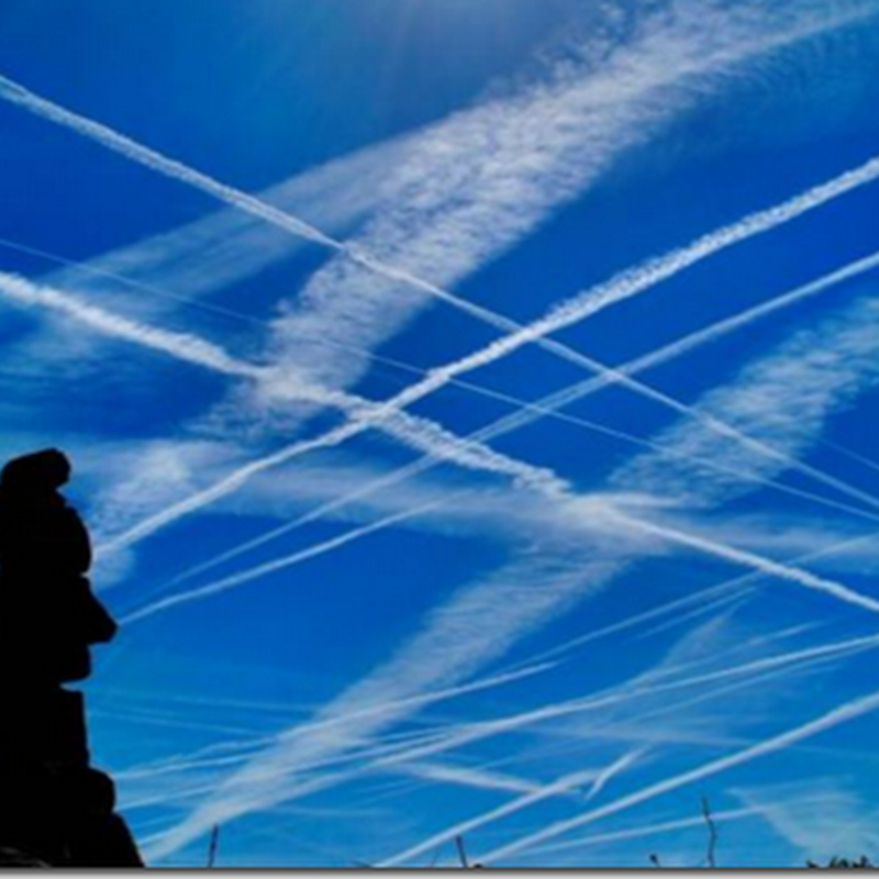 ¿Que son los chemtrails?