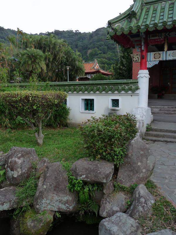 TAIWAN.Taipei. Dans le jardin de lune des nombreuses résidence présidentielle de CKS - P1050080.JPG