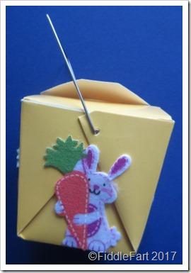 Easter Takeaway Box