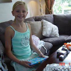 Amelias bursdag - 11 år