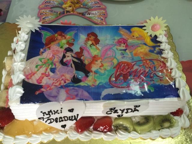 Ceydam 6 Yaşında Winx TEMA'lı Doğum Günü Partisi