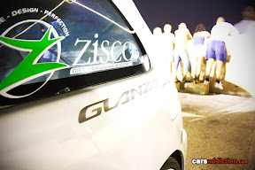 Glanza Badge