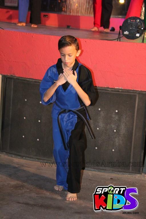 show di nos Reina Infantil di Aruba su carnaval Jaidyleen Tromp den Tang Soo Do - IMG_8650.JPG