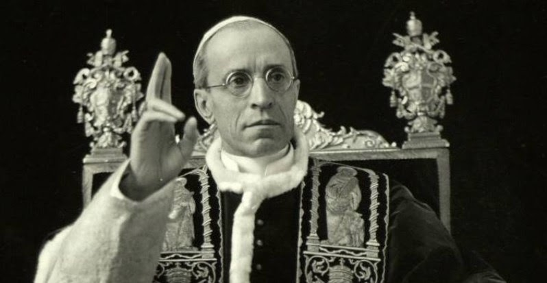 Praiseworthy Pius XII saved Jews from the Holocaust