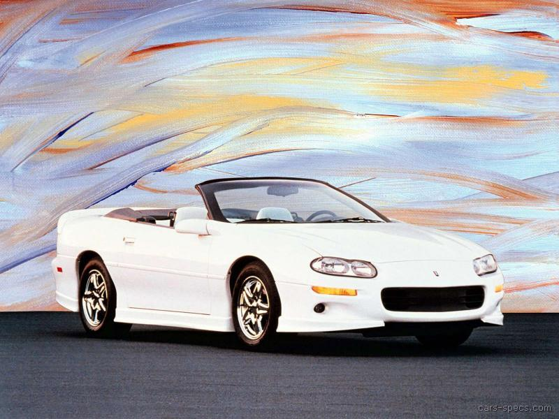 2001 chevrolet camaro convertible specifications pictures. Black Bedroom Furniture Sets. Home Design Ideas