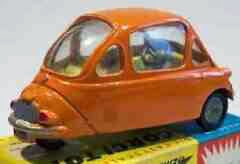 toy bubble car