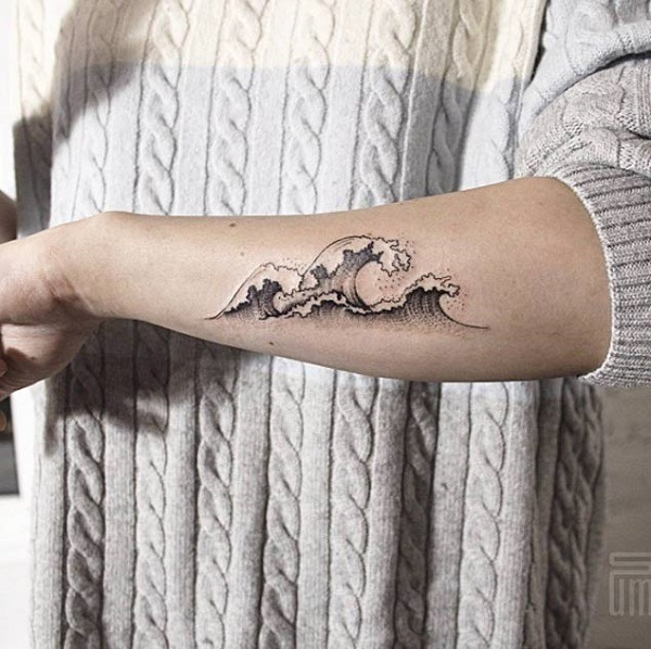 Wave-Tattoo-Dsign-27