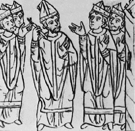 Hieronīms un garīdzniecība