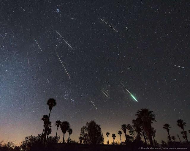 Gece Gökyüzünün Fotoğrafı Nasıl Çekilir?