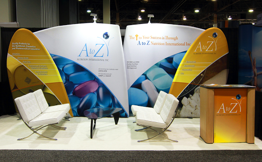 ExpoMarketing Offers Portable Trade Show Displays
