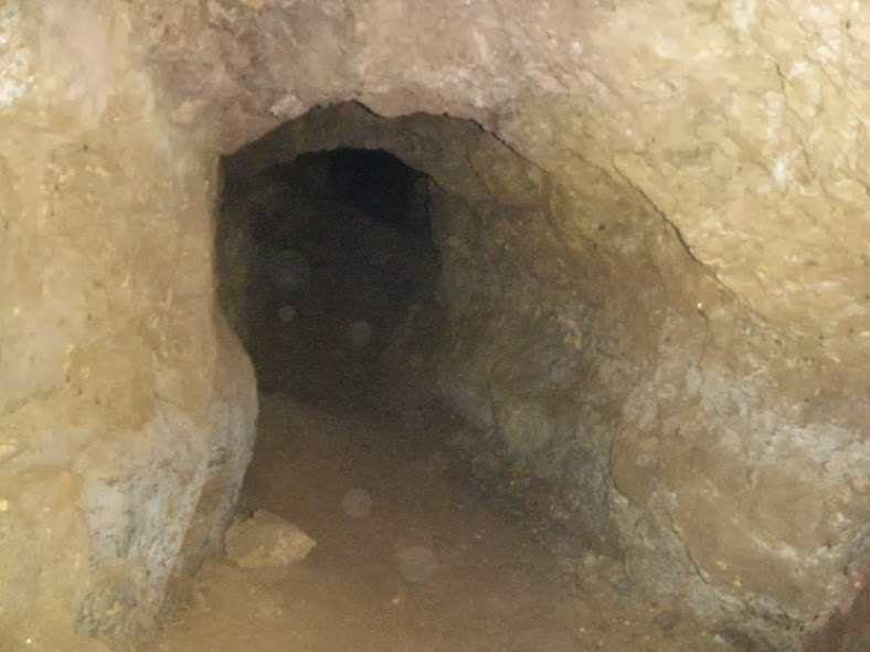 Cueva-Mina de las Ermitas. Córdoba DSCF1930