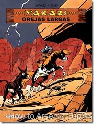 Yakari 27 - Orejas Largas (By Alí Kates)
