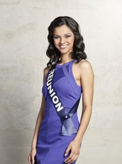 2016 Miss Réunion 2015 Azuima Issa