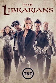 The Librarians – Primera temporada – Ingles/Castellano