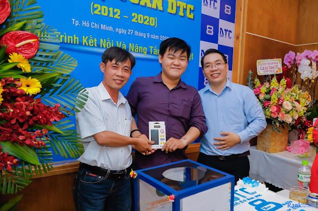 kỷ niệm 8 năm thành lập CLB Dự Toán DTC