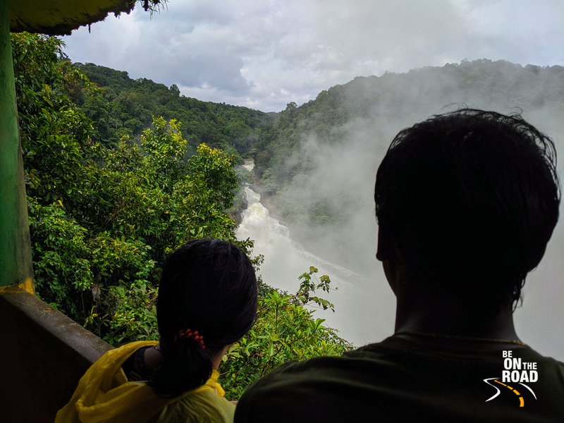 Unchalli Falls - a sight to behold during the monsoons