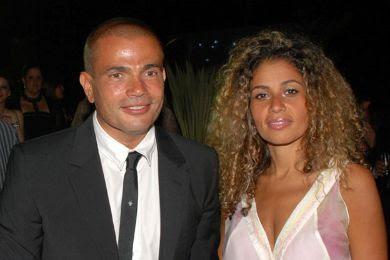 سرقة سيارة زوجة عمرو دياب بالاكراه