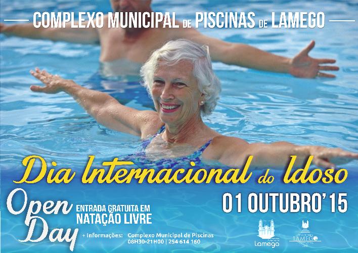 HOJE | Open Day nas Piscinas Cobertas reservado a idosos