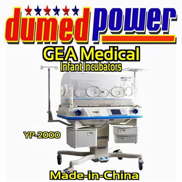 Infant-Incubator-YP-2000-Gea-Medical-David-Ningbo-Made-in-China