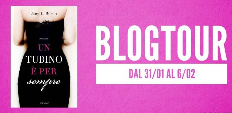 Blogtour Un tubino è per sempre