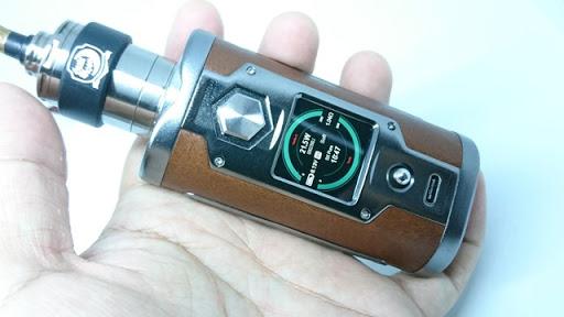 DSC 7489 thumb%255B2%255D - 【MOD】YiHi SX mini G Class YiHi SX550J 200W TC VV Box Mod(イーハイエスエックスミニジークラス)レビュー。YiHiのハイエンドMOD!!【ハイエンド/VAPE/電子タバコ】