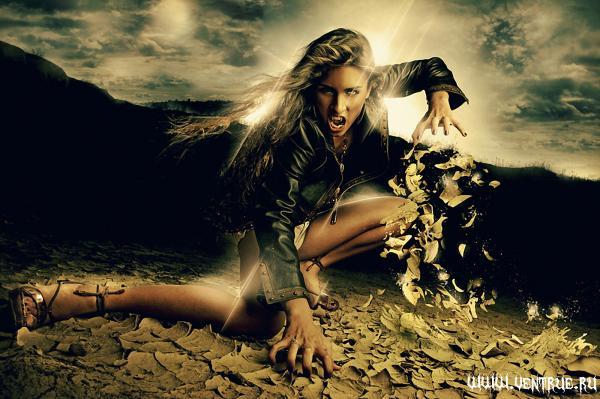 Desert Vampire, Vampire Girls 2