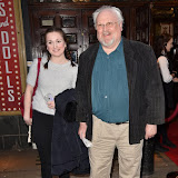 OIC - ENTSIMAGES.COM - Colin Baker with his daughter at the Guys and Dolls - media night at The Phoenix Theatre London 114th April 2016 Photo Mobis Photos/OIC 0203 174 1069