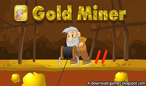 لعبة عامل منجم الذهب للاندرويد والايفون